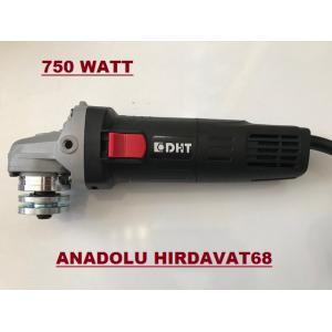 DHT PRO 115 MM AVUÇ TAŞLAMA MOTORU 750 WATT