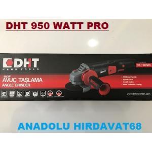 DHT PRO 115 MM AVUÇ TAŞLAMA MOTORU 950 WATT