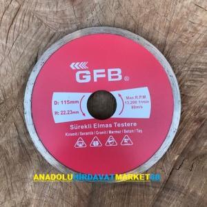 GFB 115MM SERAMİK KESİCİ GRANİT MERMER BETON TAŞ KİREMİT KESİCİ