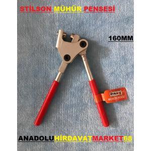 STİLSON MÜHÜR PENSESİ MÜHÜRLEME PENSESİ 160MM