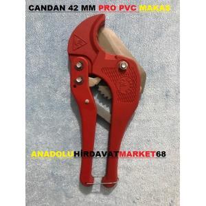 CANDAN PPRC PLASTİK BORU KESME MAKASI 42 MM PVC BORU KESME MAKASI