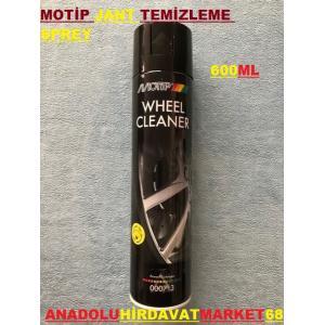MOTİP 400ML JANT TEMİZLEME SPREYİ CANT TEMİZLEYİCİ PARLATICI 600ML