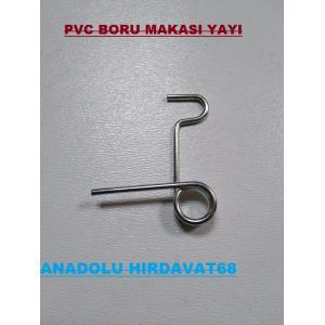WERK PVC BORU MAKASI YAYI PPRC MAKAS YAYI